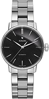 Rado Girls' Classic Swiss-Automatic Watch with Stainless-Steel Strap, Silver, 20 (Model: R22862153)