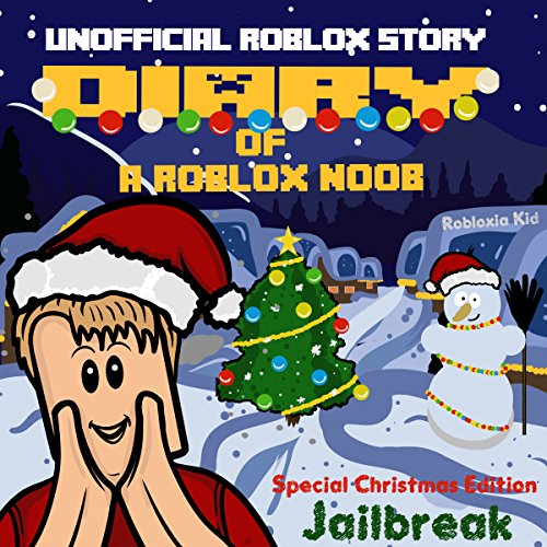 Couverture de Diary of a Roblox Noob: Special Christmas Edition