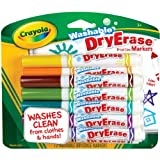 Crayola 12 Ct Washable Dry Erase Markers(Discontinued by manufacturer)