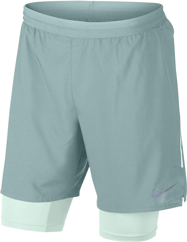 Nike Herren Distance 2-in-1 Shorts