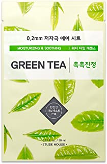 ETUDE HOUSE 0.2 Therapy Air Mask, Green Tea, 20 ml