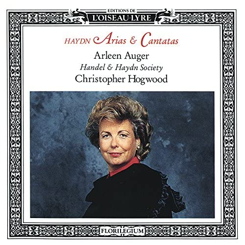 Arleen Augér, Handel & Haydn Society & Christopher Hogwood