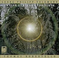 Twelve Fantasie for Flute