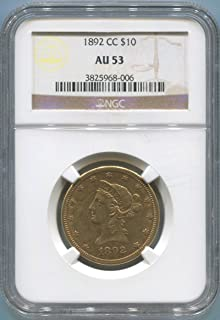 Best 1892 10 dollar gold coin Reviews