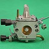 Tratamientos de carburadores para Huq 41341200653 Nuevo carburador Carb para Stihl Fs250 Fs200 Fs120 Trimmer Weedeater Parts
