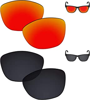 Galvanic Replacement Lenses for Oakley Frogskins Sunglasses - Multiple Choices