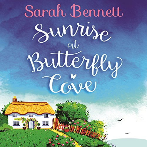 Sunrise at Butterfly Cove audiobook cover art