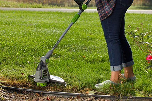 Earthwise ST00115 15-Inch 5-Amp Corded Electric String Trimmer, 15-Inch, 5-Amp...