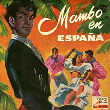 """Vintage Dance Orchestras Nº32 - EPs Collectors """"Mambo In Spain"""""""