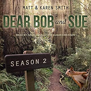 Dear Bob and Sue, Season 2 audiobook cover art
