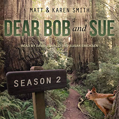 Page de couverture de Dear Bob and Sue, Season 2
