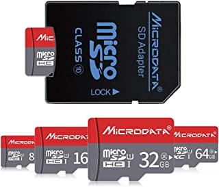Memory Card - TF Card (Micro-SD) 32/64/128GB with SD Adapter Memory Card (64GB)