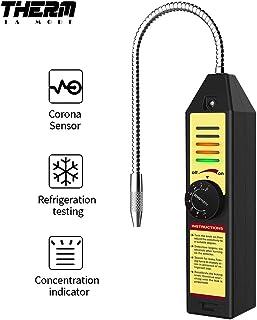 WJL-6000S Detector de fugas de freón Detector de fugas de halógeno Probador de fugas de gas refrigerante Aire acondicionado R22 R410A R134A R1234YF CFC HCFC Indicadores HFC Indicador de alta precisión