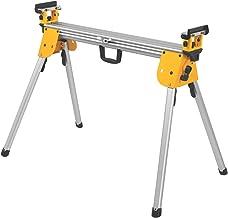 DEWALT Miter Saw Stand, Compact (DWX724), Silver