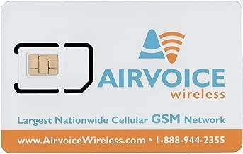 airvoice wireless data plan