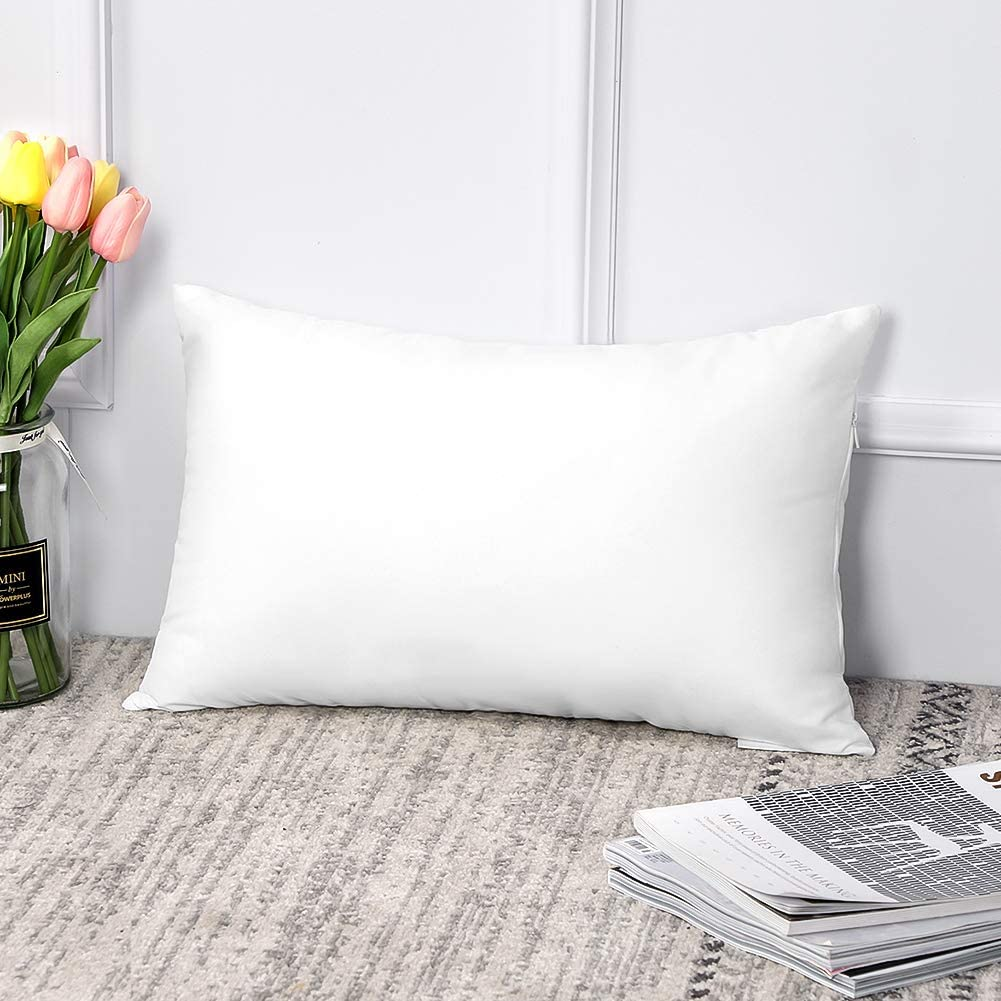 Soleebee Throw overseas Pillow Insert Fashionable Squa Pillows for Couch