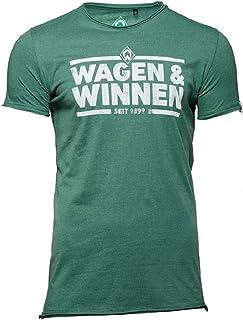 Werder Bremen Wagen & Gewinnen Vintage T-Shirt