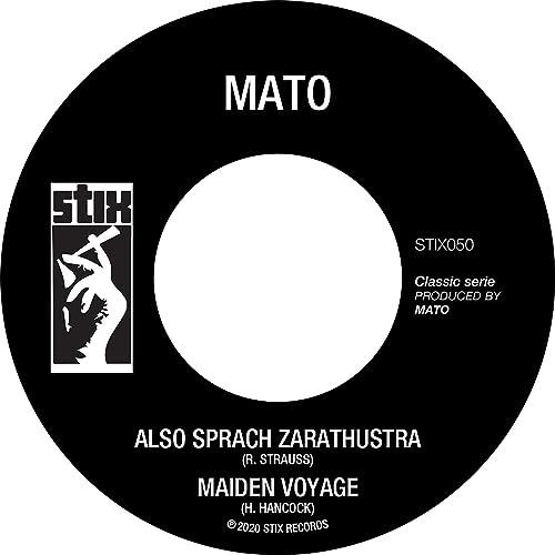 Also Sprach Zarathustra / Maiden Voyage