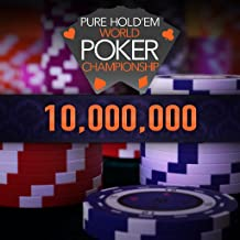 Pure Hold'em World Poker Championship - 10,000,000 Credit Pack - PS4 [Digital Code]