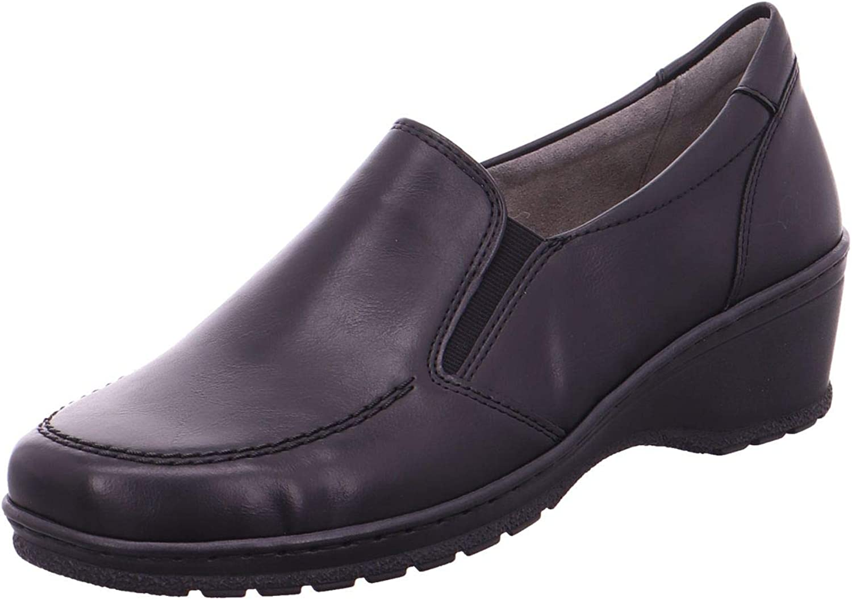 Ara Halbschuhe schwarz Damen Schuhe Veloursleder