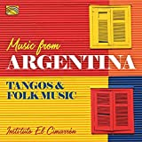 Music From Argentina - Tangos & Folk Music