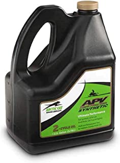 arctic cat apv 2 stroke oil