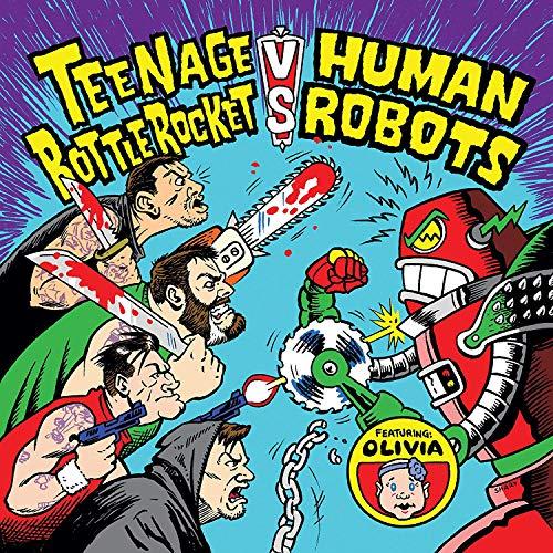Vs Human Robots