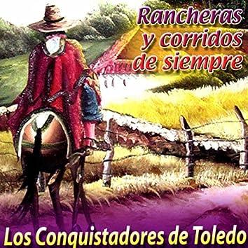 Rancheras y Corridos de Siempre