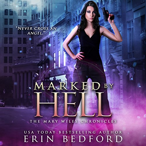 Marked by Hell audiobook cover art