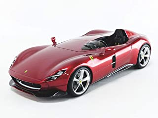 Bbr- P18164B Collectible Miniature Car - Magma Red