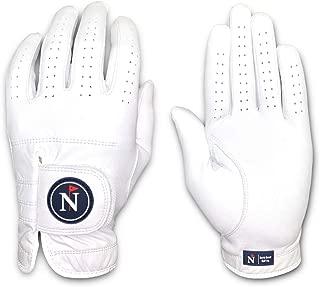 North Coast Golf Co.- Men's Premium Golf Glove, Pure Cabretta Leather
