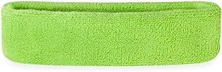 Best neon green sweatbands Reviews