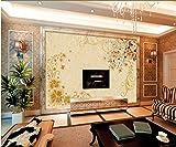 Fotomurali 3D Papel tapiz 3D personalizado Murales de papel de pared de TV 3D Jane the mural pattern papel tapiz de azulejos de cerámica