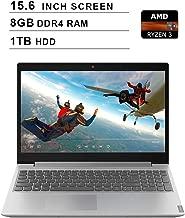 2019 Lenovo IdeaPad L340 15.6 Inch FHD 1080p Laptop (AMD Ryzen 3 3200U up to 3.5GHz, 8GB DDR4 RAM, 1TB HDD, AMD Radeon Vega 3, WiFi, Bluetooth, HDMI, Webcam, Windows 10) (Gray)