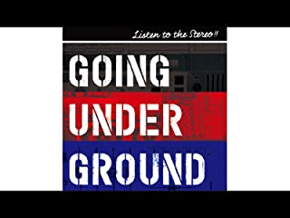 LISTEN TO THE STEREO!!/GOING UNDER GROUND(dアニメストア)