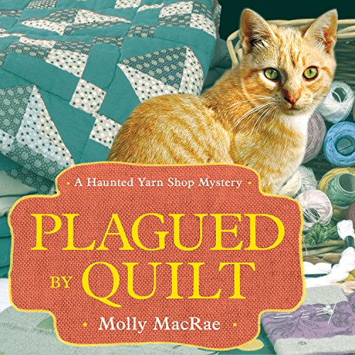 Plagued by Quilt audiobook cover art