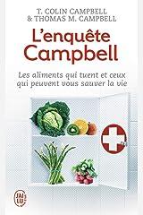 L'enquête Campbell Pocket Book