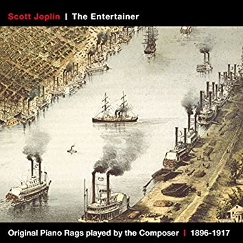 Scott Joplin's Original Rags Played by the Composer (1896-1917)