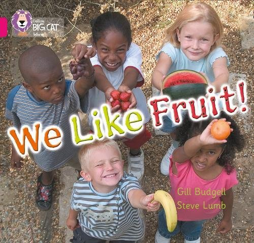 We Like Fruit!: This non-fiction text is a report on the...