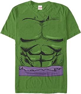 Marvel Men's Halloween Hulk Classic Costume T-Shirt