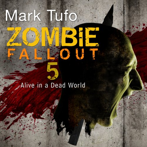 Zombie Fallout 5 audiobook cover art