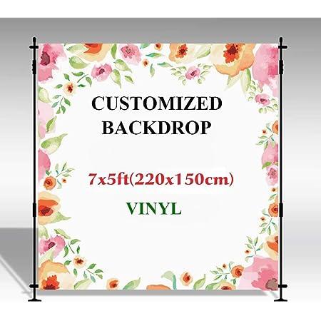 5x5FT Vinyl Photography Backdrop,Chevron,Native American Zig Zag Background for Graduation Prom Dance Decor Photo Booth Studio Prop Banner