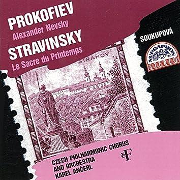 Prokofjev: Alexander Nevsky - Stravinsky: Le Sacre du Printemps