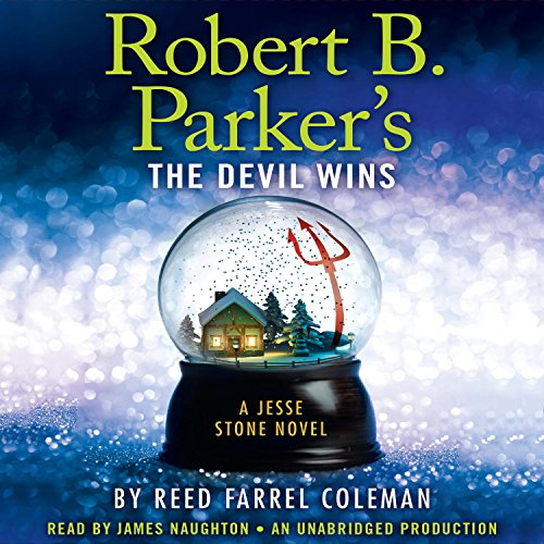 Robert B. Parker's The Devil Wins audiobook cover art