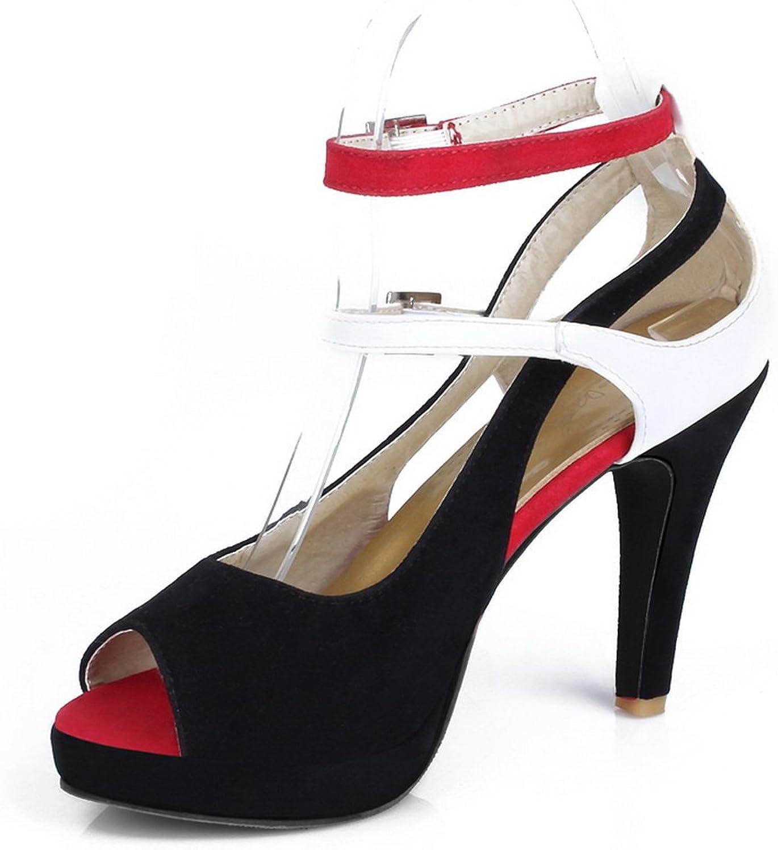 1TO9 Womens Multilayer Metal Strap Pumps-shoes Urethane Pumps shoes MJS03043