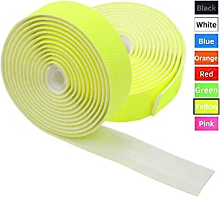 Domain Cycling Extra Long Gel Bicycle Handlebar Bar Tape Wrap for Road Bikes and Cycling