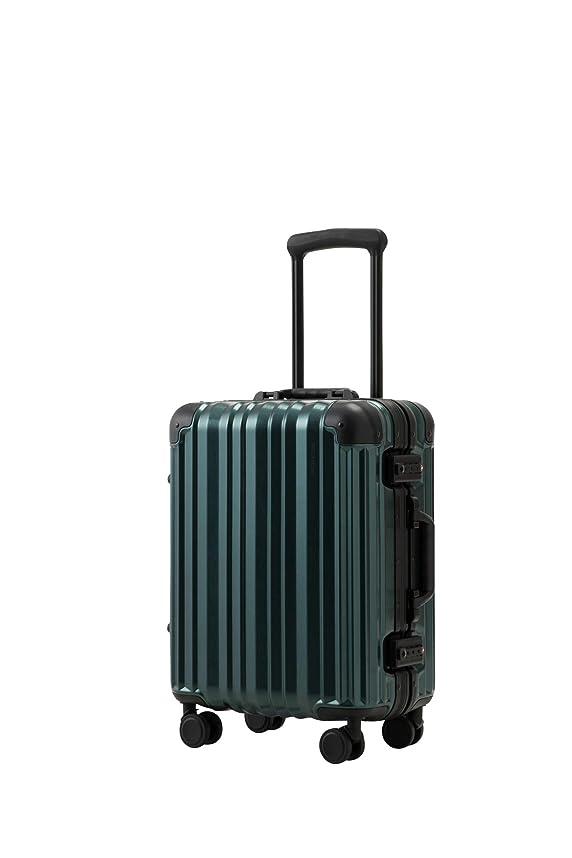 追放パーティー噛む[リカルド]RICARDO Aileron Vault 19-inch Spinner INTL Carry-On Suitcase スーツケース 機内持ち込み 37L AIV-19-4WB