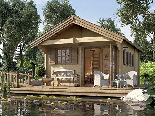 weka Weekendhaus 155, 45 mm, PanoramaDT,