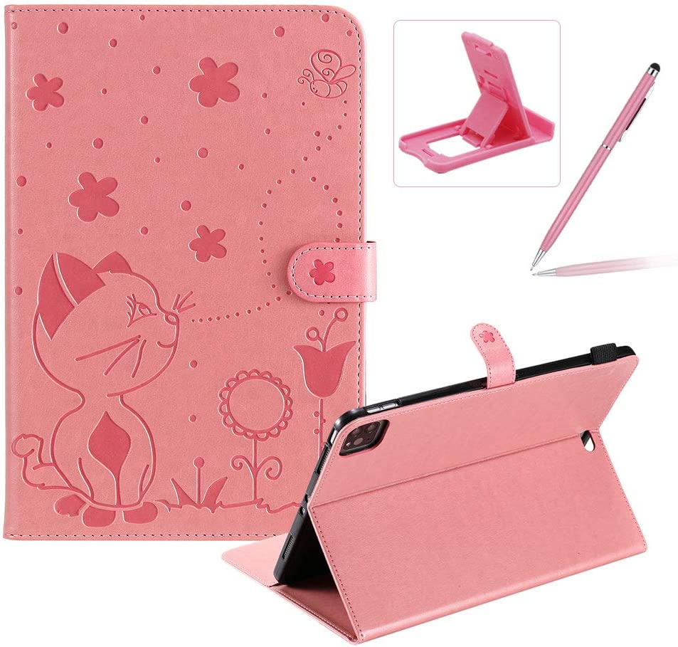 Herzzer Wallet Flip Casse for iPad Pro Super-cheap 2018 11 2020 Ca Cute All stores are sold inch