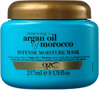 Creme Argan Oil of Morocco Intense Mosturizing Treatment, OGX, 237ml